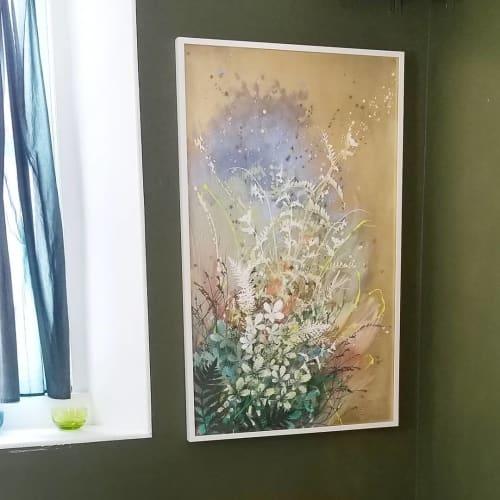 Meadow on My Mind   Paintings by Cara Enteles Studio