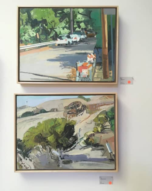 Paintings | Paintings by Betsy Kendall | Albany Library in Albany
