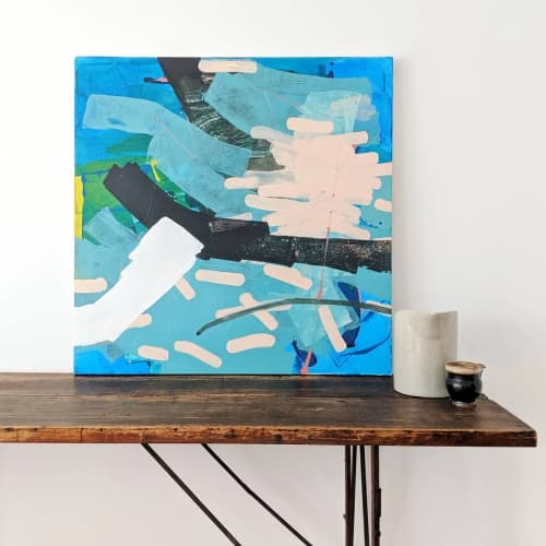 Paintings by Anne Abueva Studio - Mais Oui