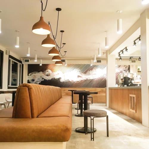 Abigail Pendants   Pendants by FOLK   Nova Coffee House in Calgary