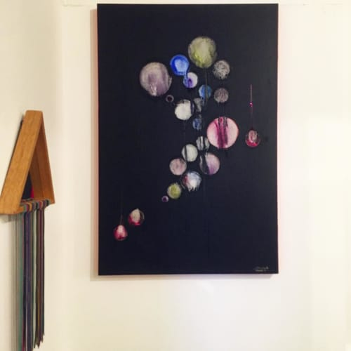 """Sea of Dreams""   Paintings by PrisciFranco"