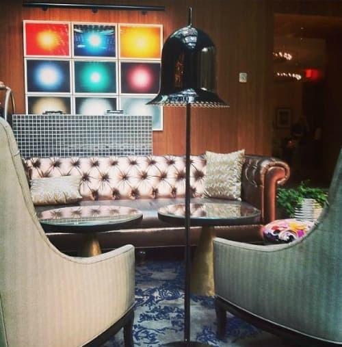 Lolita Floor Lamp | Lighting by Nika Zupanc | Dream Downtown in New York