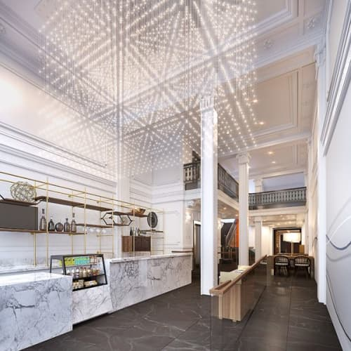 Chandelier | Chandeliers by Stonehill Taylor | Axiom in San Francisco