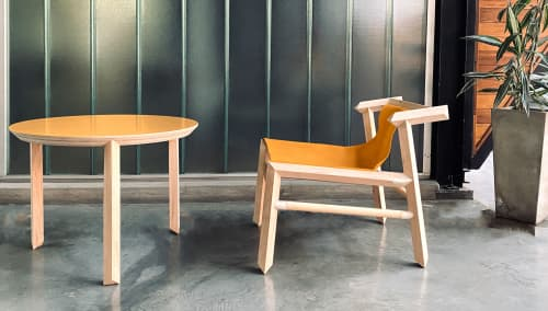 Lounge chair | Chairs by Espina Corona