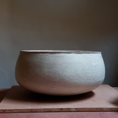 Vases & Vessels by Elena Vasilantonaki seen at Private Residence - Lekanida