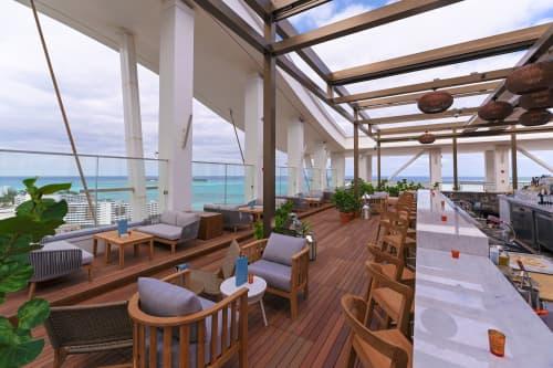 PLAY Barstool | Chairs by Wildspirit | SLS Baha Mar in Nassau