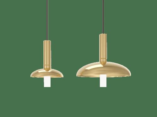 Bell Pendant | Lighting Design by ALGA by Paulo Antunes