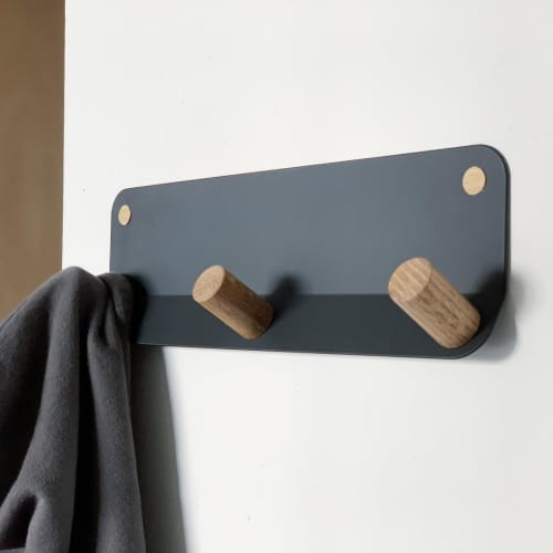 Plane 3 Wall Hook | Furniture by Fire Road