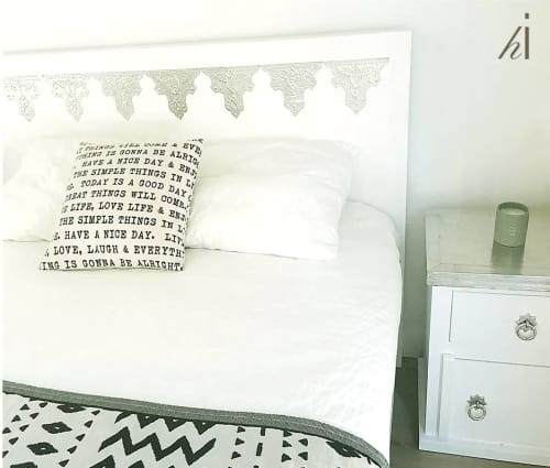 Beds & Accessories by Habitat Improver - Furniture Restyle and Applied Arts seen at Private Residence, Outão - Habibi Bed