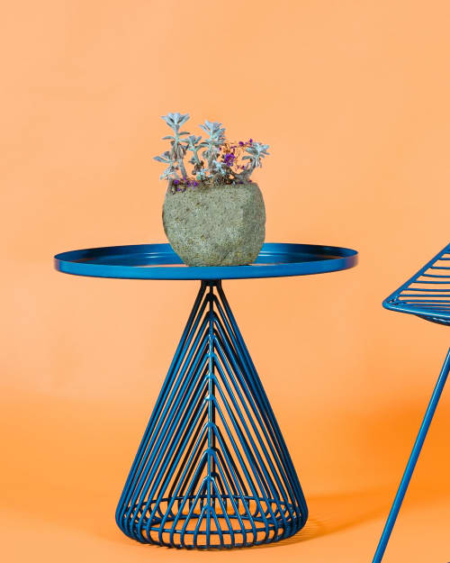 Conical Side Table | Tables by Bend Goods