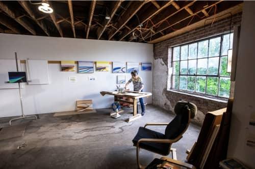 Studio View | Paintings by Susan Maakestad