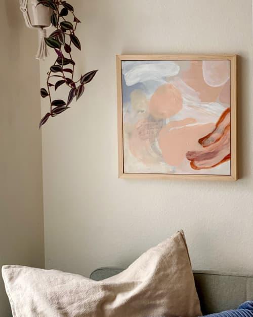 Paintings by Quinnarie Studio - Summer Rains