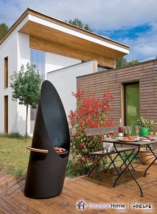 Appliances by European Home seen at Private Residence, Middleton - Diagofocus Standing Barbebue