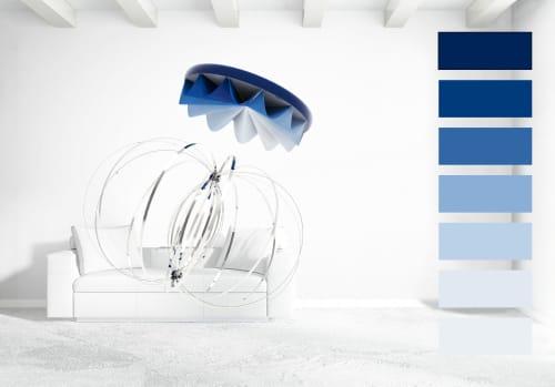 Chairs by Dorian Étienne • Design Studio - Envol