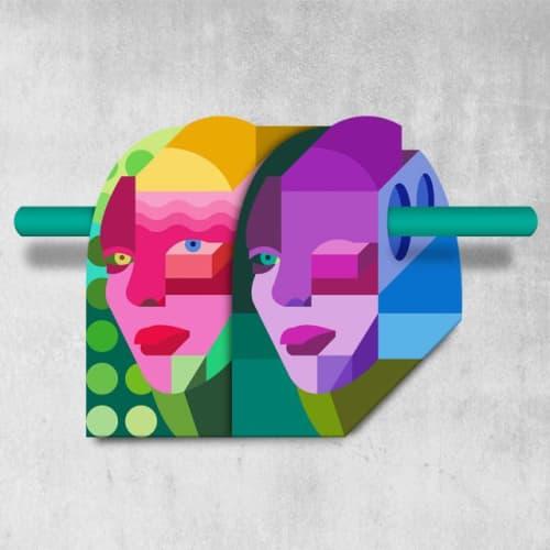 Murals by Moleiro Artwork - Juntas.
