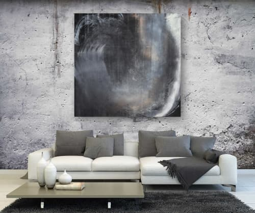 'APPARITION II' | Paintings by Christina Twomey Art + Design