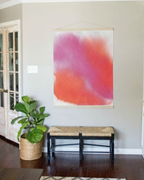Paintings by Shelly Floyd - Abstraction 27