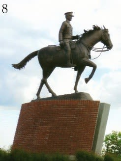 Griesbach, Major General William Antrobus | Public Sculptures by Don Begg / Studio West Bronze Foundry & Art Gallery