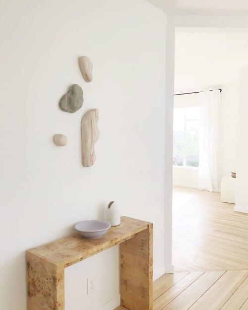 Sculptures by Cindy Hsu Zell - Wall Form 1