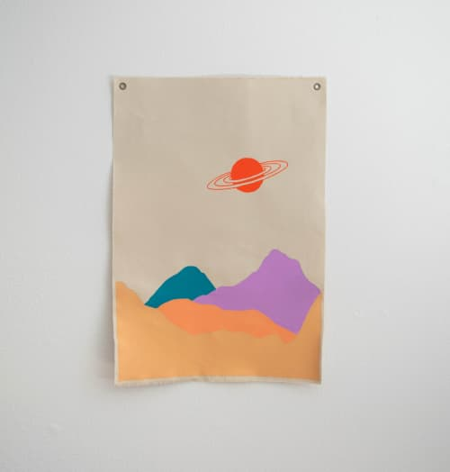 Space Dust   Paintings by The Northern Craft