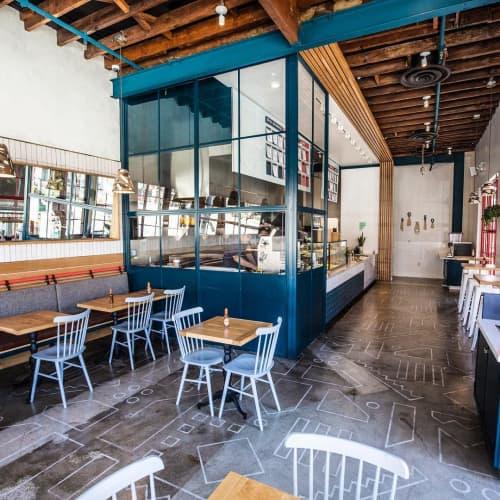Interior Design by Bells & Whistles seen at BÄCOSHOP, Culver City - Interior Design
