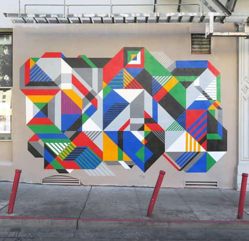 MWM Isometric. | Murals by MATT W. MOORE