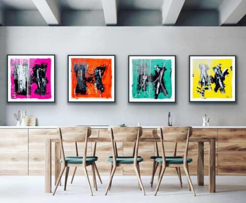 Paintings by Marc Crössmann - Nasty Edition Print Collection