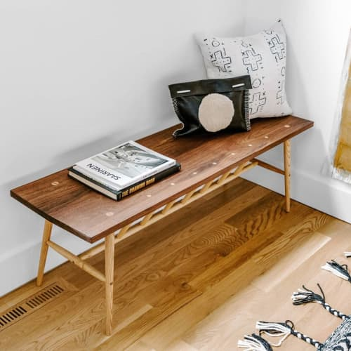 Greenpoint Bench | Benches & Ottomans by Lundy