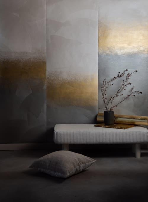 Fu Wallpaper, Aura Collection   Wallpaper by Vilenica Studio