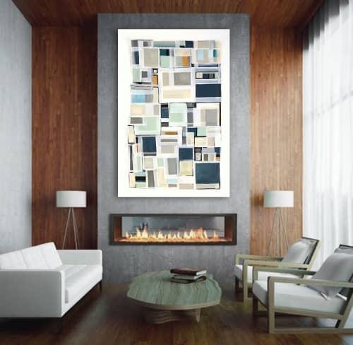 'ViETRi'   Paintings by Linnea Heide contemporary fine art