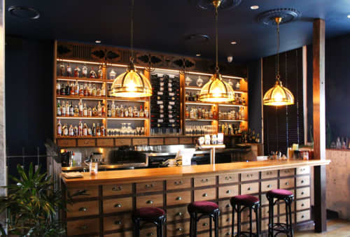 Interior Design by Jumble & Stack seen at TSO Lounge & Dining, Fortitude Valley - TSO Lounge + Dining