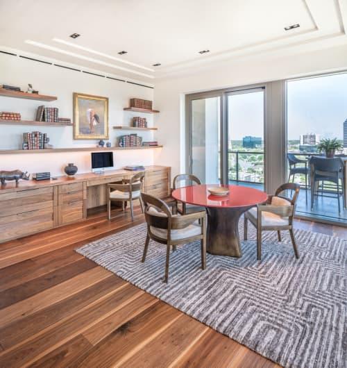 Outdoor Furniture | Furniture by Janice Feldman of JANUS et Cie | Private Residence, Houston in Houston