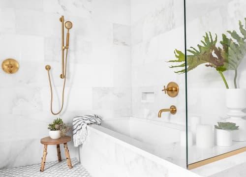 A Marble Gem | Interior Design by Valerie Legras Atelier