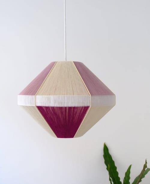 Pendants by Werajane Design seen at Private Residence, Paris - Maya