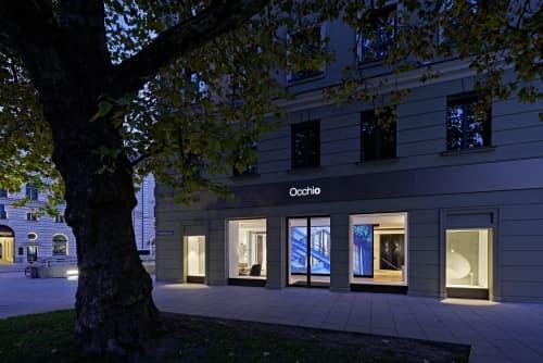 Flagship Store Munich, Occhio | Interior Design by 1zu33 Architectural Brand Identity