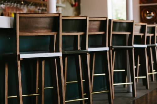 Lock Chairs and Stools, Delta Stools   Chairs by Housefish   Avanti Food and Beverage in Denver
