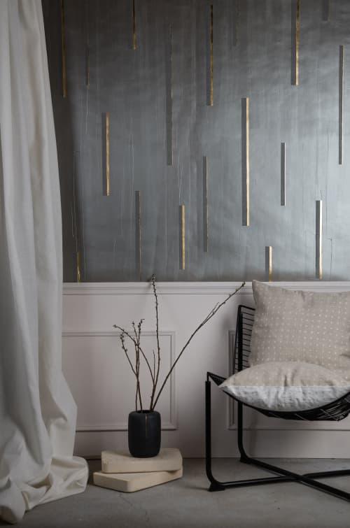 Ku Wallpaper, Aura Collection   Wallpaper by Vilenica Studio