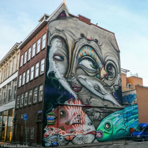 Mural   Street Murals by Andre Gonzaga Dalata