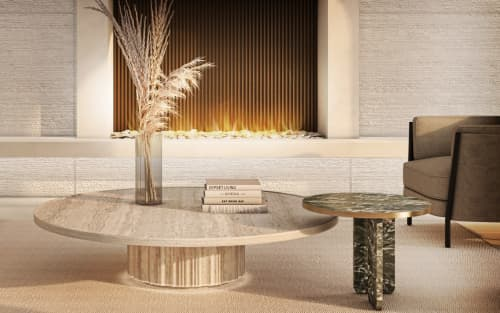 Tables by Davani - Davani Purity Coffee Table
