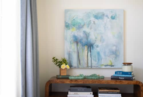 Bloom Where You're Planted | Paintings by Jessica Whitley Studio