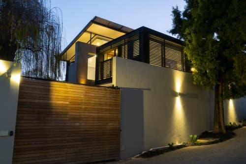 Architecture by Nico van der Meulen Architects seen at Sandton, Sandton - Nd & P