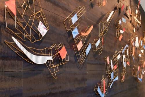 Indigo, El Paso   Art Curation by Indiewalls   Design With Art   Hotel Indigo El Paso Downtown in El Paso