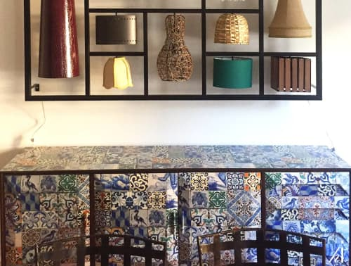 Furniture by Habitat Improver - Furniture Restyle and Applied Arts seen at Private Residence, Lisbon - Azzelij Heritage