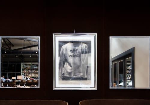 Paintings by Francois Bard seen at Spruce, San Francisco - Sweatshirt