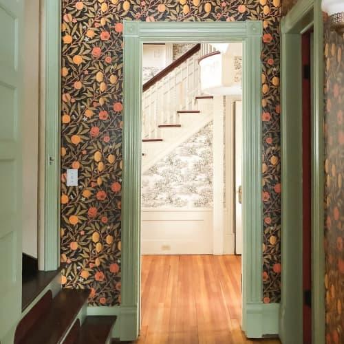 Wallpaper by Peacoquette - William Morris Prints