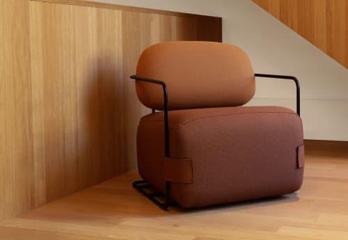 UCHAIR | Chairs by Marine Peyre | Jatual Paris in Paris