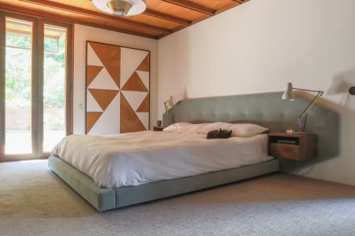 Beds & Accessories by ARTLESS seen at Los Angeles, Los Angeles - 101179 Bed