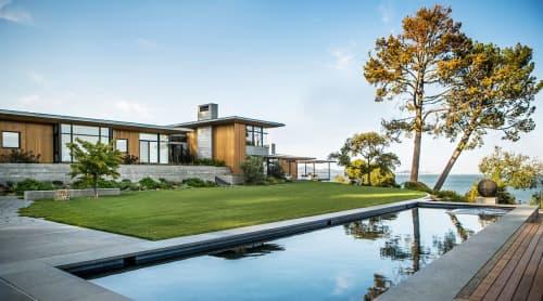 Plants & Landscape by Zeterre Landscape Architecture seen at Private Residence, Tiburon - Tiburon Bay View
