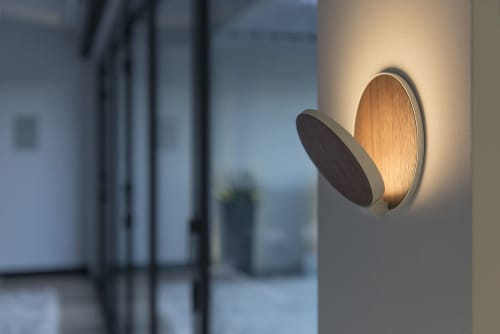 Gravy Wall Sconce Plug-in   Sconces by Koncept