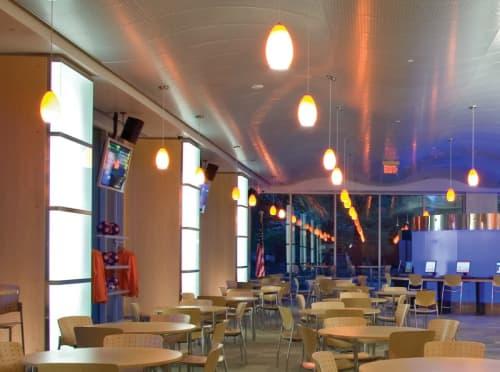 Evo Pendants   Pendants by ILEX Architectural Lighting   ING in Amsterdam